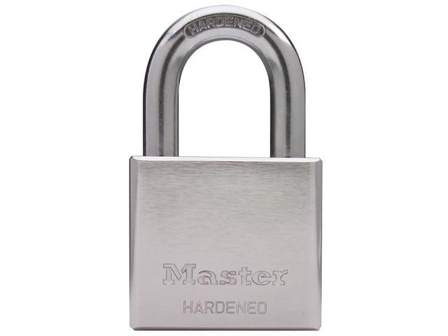 Master Lock 532DPF Chrome Steel Padlock