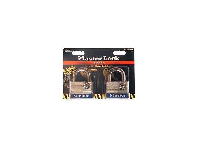 Master Lock 5T 2 Per Pack 2