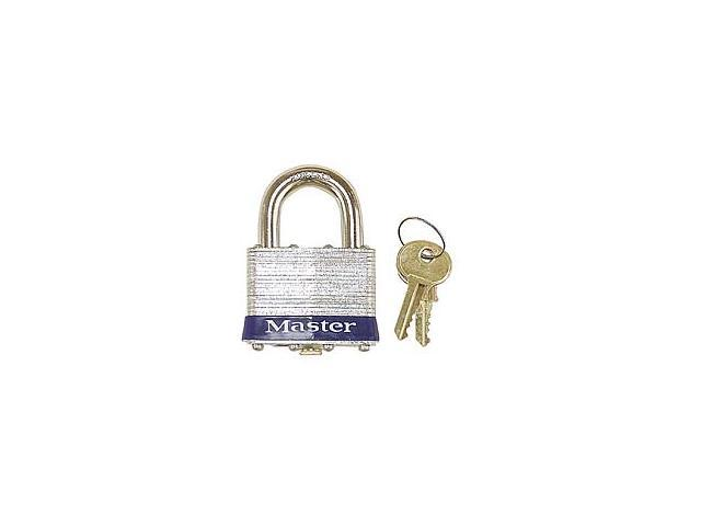 "Master Lock 5UP 2"" Universal Pin Laminated Padlock"