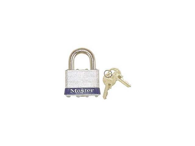 Master Lock 5D No. 5 Laminated Padlock