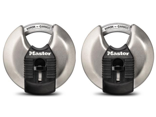 Master Lock M40XTHC 2 Count 2-3/4