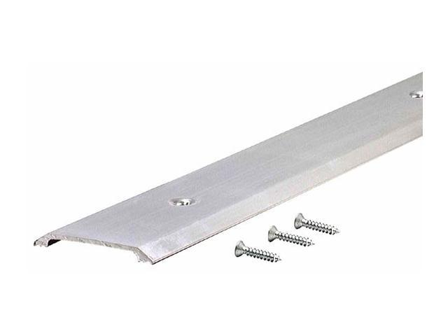 "MD 11072 36"" Aluminum Heavy Duty Flat Top Saddle Thresholds"