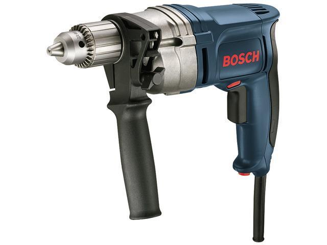 """Bosch Power Tools 1013VSR 1/2"""" High Speed Drill With Side Handle"""