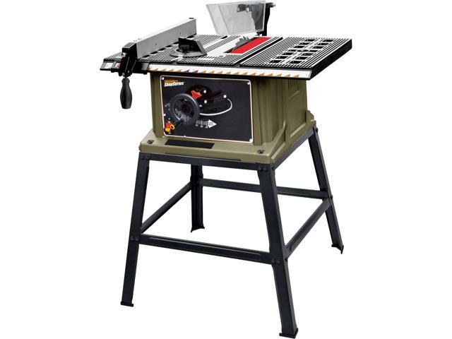 """Rockwell RK7240.1 10"""" Table Saw With Stand"""