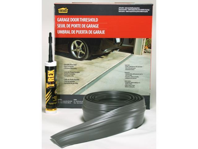 MD 50101 20' Garage Door Threshold