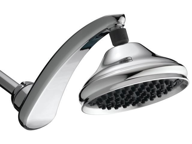 Water Pik RPB 173 Drenching RainFall Single Mode Shower Head - Chrome
