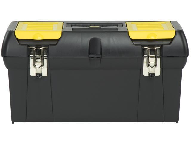 "Stanley Storage 024013S 24"" Stanley® Series 2000 Toolbox With Tray"
