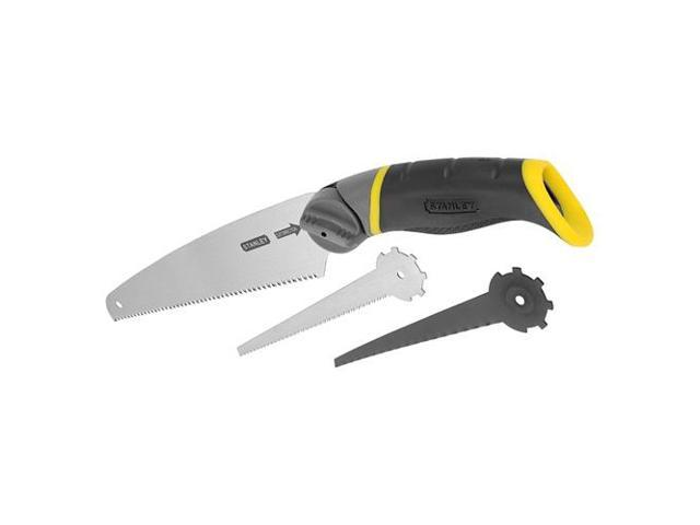 Stanley Hand Tools 20-092 Multi Purpose 3 In 1 Saw Set
