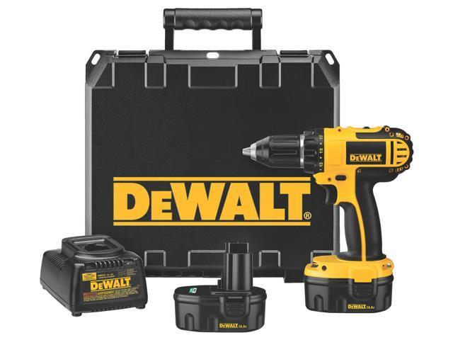 Dewalt DC730KA 14.4 Volt Cordless Drill Driver Kit