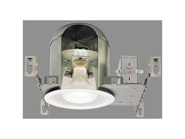 Cooper Lighting White 6  Air Tite Housing Recessed Light Fixture  sc 1 st  Newegg.com & Cooper Lighting White 6