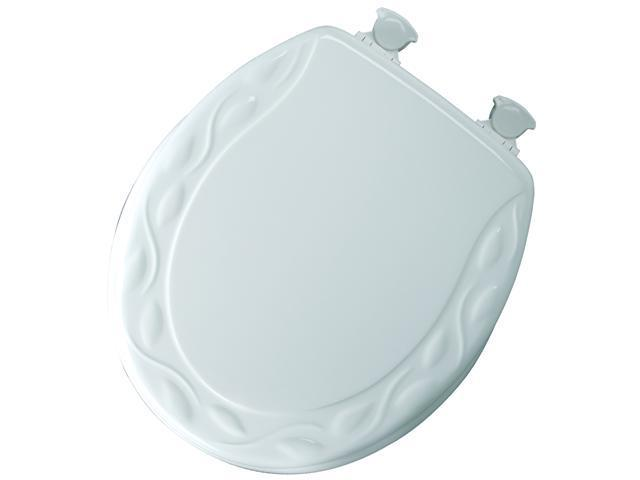 Mayfair 34EC-000 Ivy Wood Toilet Seat