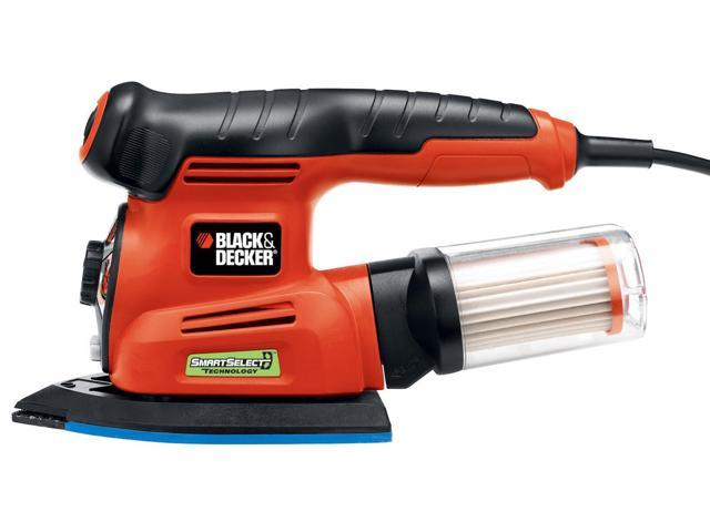 Black & Decker Power Tools MS2000 4-In-1 Sanding Kit