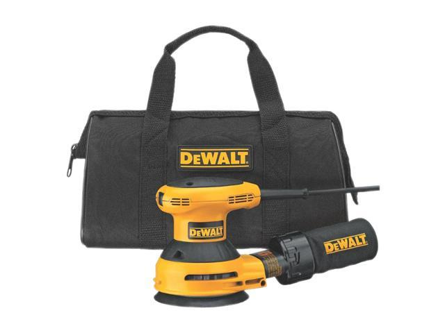 "Dewalt D26451K 5"" Heavy Duty Random Orbit Sander Kit"