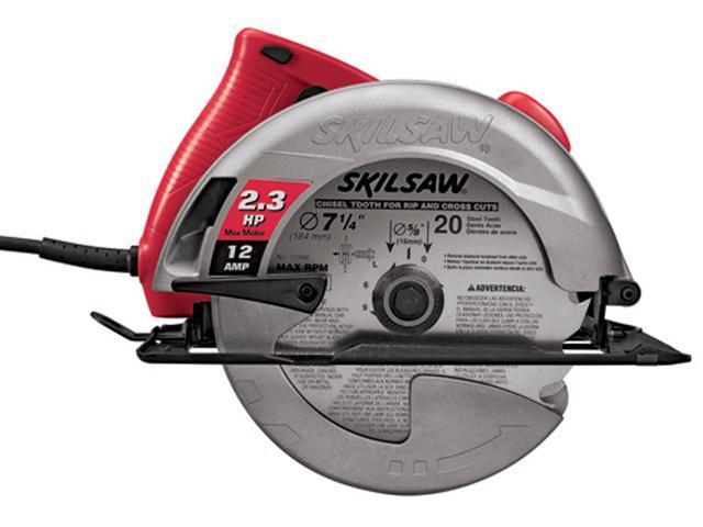 """Skil 5480-01 7-1/4"""" 12 Amp Circular Saw"""