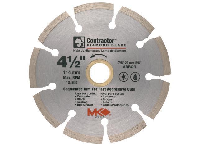MK Diamond 167012 4-1/2