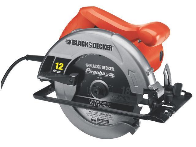 "Black & Decker Power Tools CS1012 7-1/4"" 12 Amp Circular Saw"