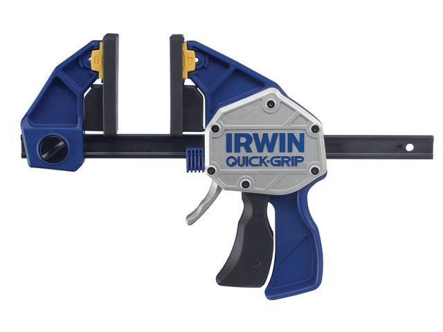 "Irwin Quick Grip 2021406N 6"" XP One Handed Bar Clamps & Spreaders"