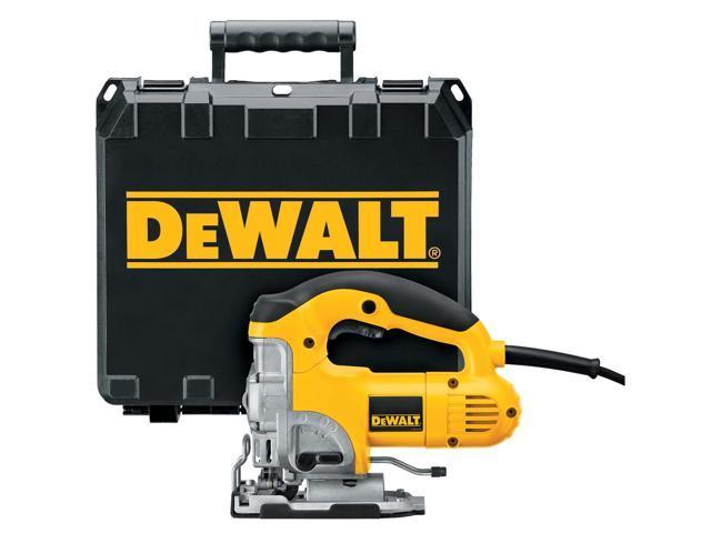 Dewalt DW331K Heavy Duty Variable Speed Top Handle Jig Saw Kit