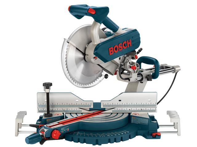 BOSCH 4310 Sliding Miter Saw Review