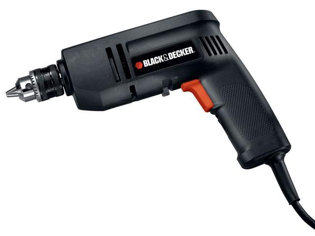 "Black & Decker Power Tools 7152    K 3/8"" Corded Drill"