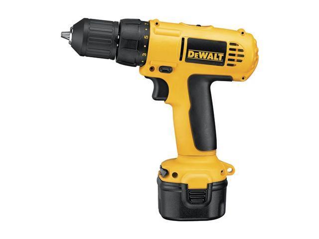 Dewalt DC750KA 9.6 Volt Cordless Drill Driver