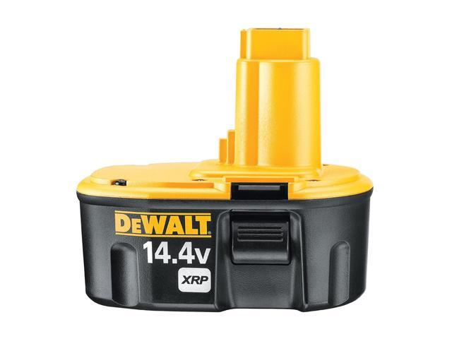 B & D DEWALT POWER TOOLS 14.4 Volt XRP™ Battery Pack