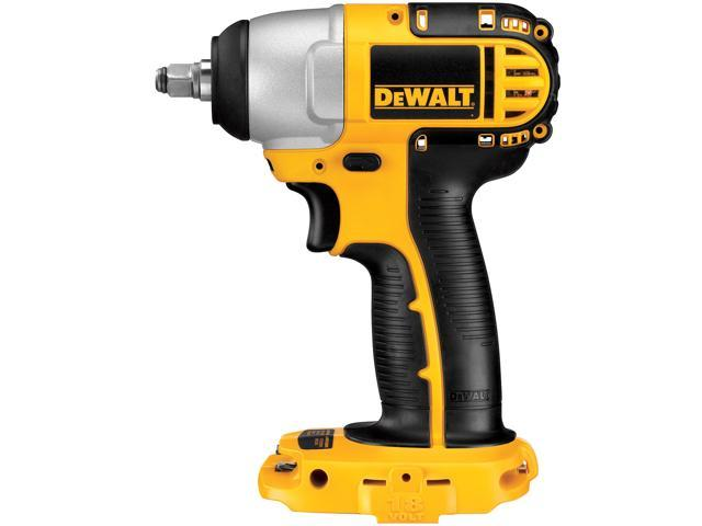 """Dewalt DC823B 3/8"""" 18 Volt Cordless Impact Wrench Tool Only"""