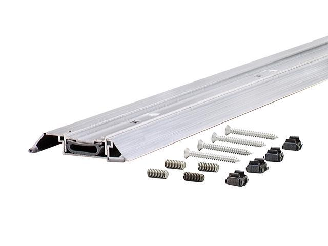 "MD 08664 36"" Aluminum Adjustable Low Boy Threshold"
