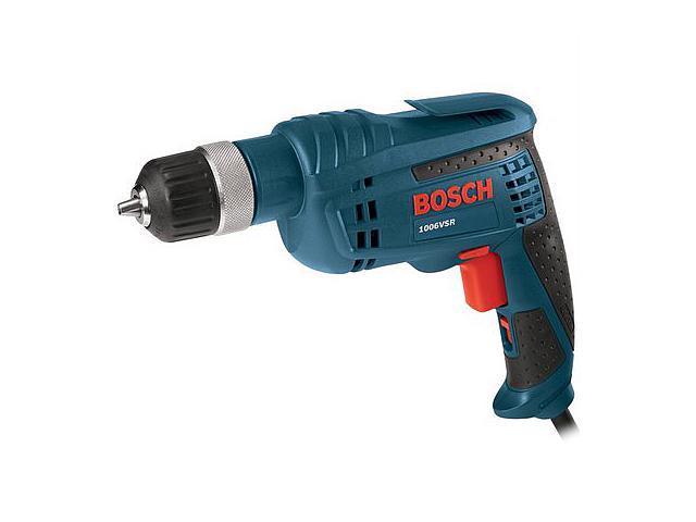 """Bosch Power Tools 1006VSR 3/8"""" Corded Drill"""