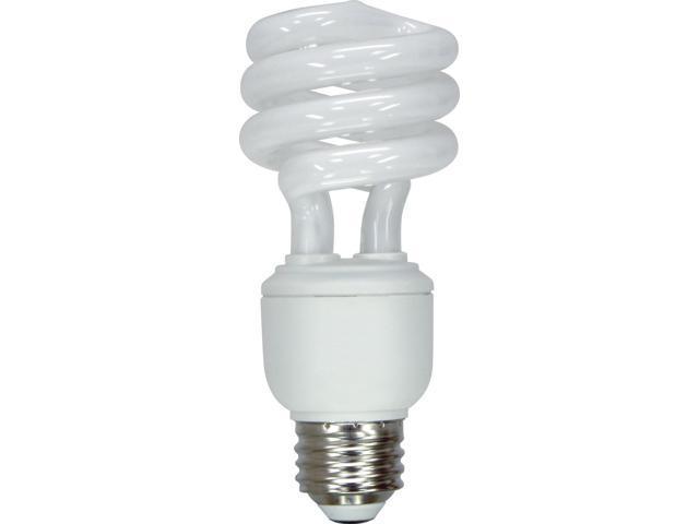 GE Lighting 89623 15 Watt Dimmable Spiral CFL Light Bulb