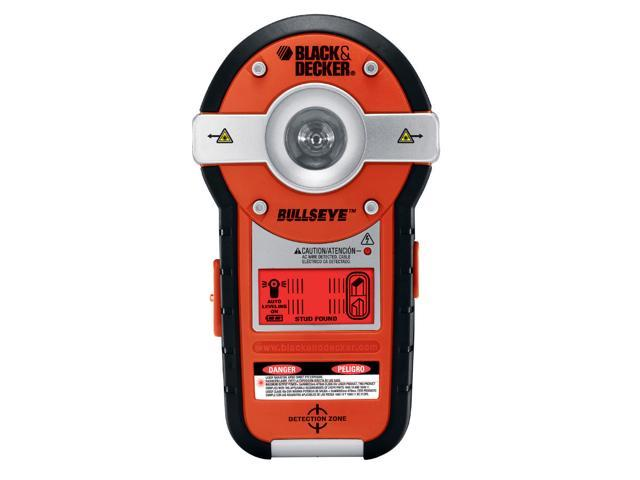 Black and Decker BDL190S Bullseye Auto-Leveling Laser With Stud Sensor