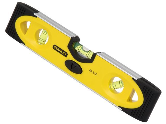 Stanley Hand Tools 43-512 Lighted Torpedo Level