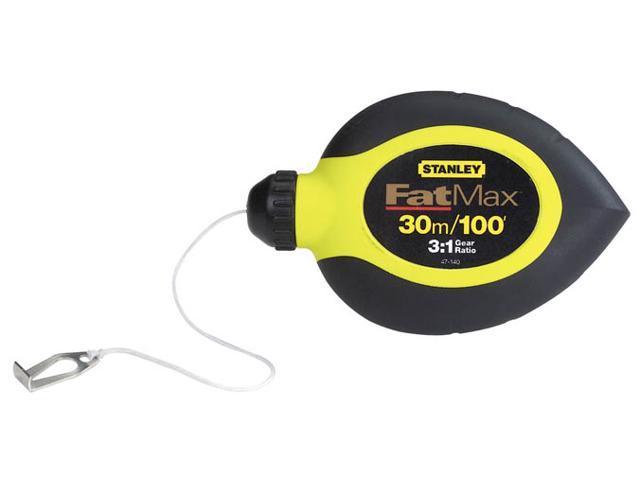 Stanley Hand Tools 47-140L 100' FatMax™ Chalk Line Reel