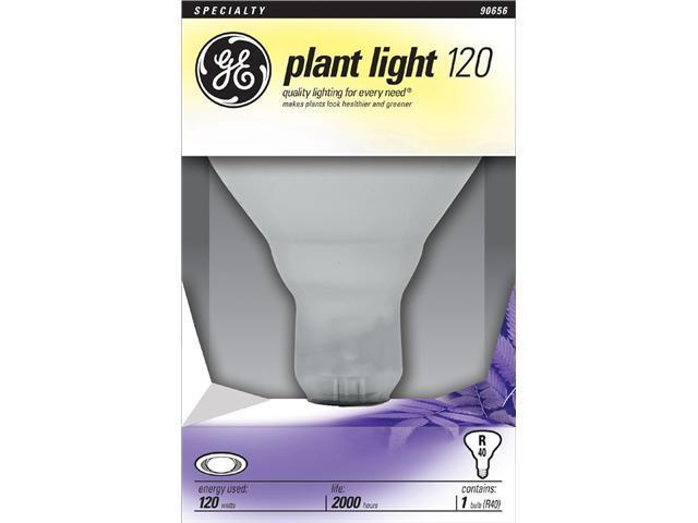 GE Lighting 21000 Gro & Sho Reflector Plant Light Bulb