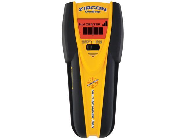 Zircon 61910 MultiScanner® i520 OneStep® Stud Finder