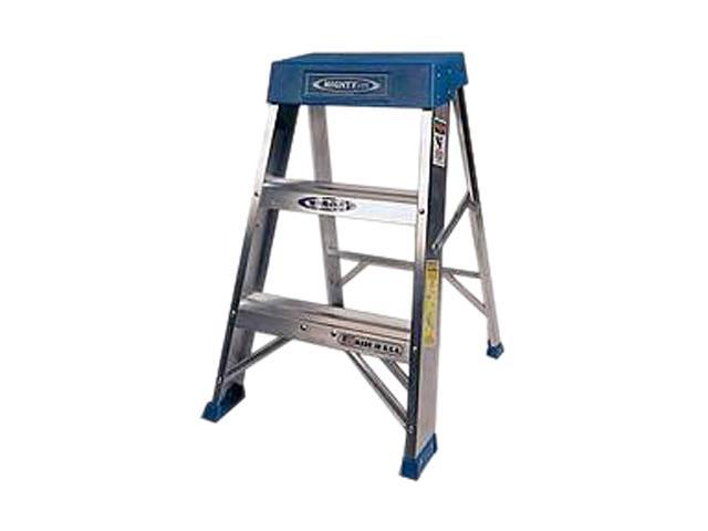 Werner 150B 2 Step Aluminum Step Stool