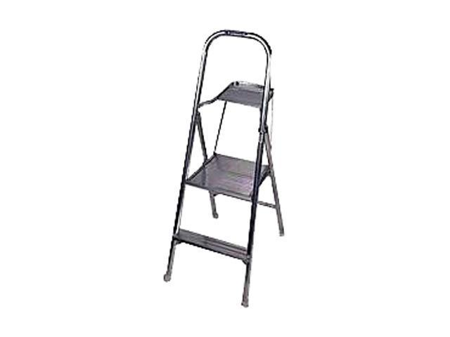 Platform Stepladder, Aluminum, 4-1/2 ft. H
