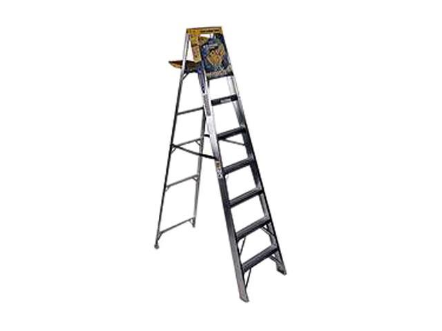 Werner 368 8' Aluminum Step Ladder