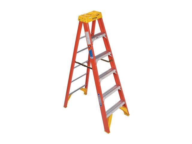 Werner 6208 8' Fiberglass Step Ladder