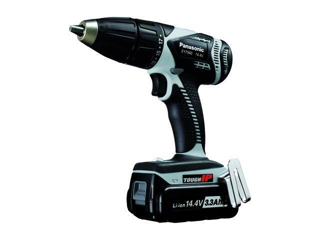 Panasonic EY7940LR2S 14.4V Hammer Drill & Driver Kit