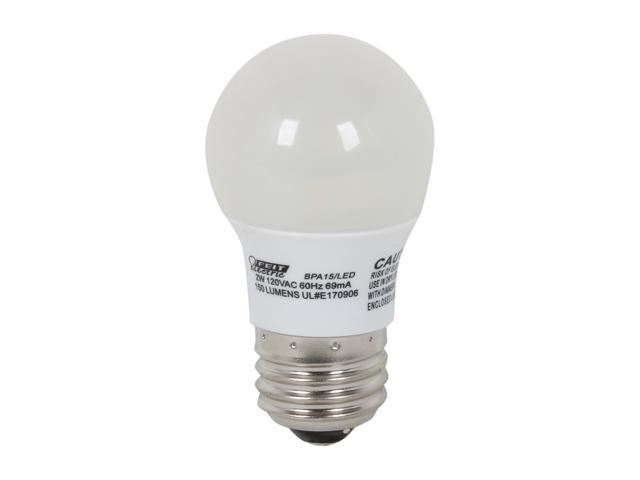 Feit Electric HI - LED Light Bulbs 25 Watt Equivalent 25 Watt A15 Equivalent LED Bulb