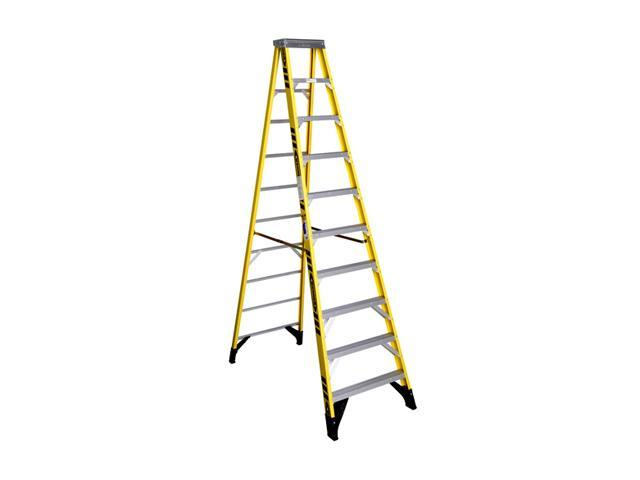 Werner 7310 10' Type IAA Fiberglass Step Ladder