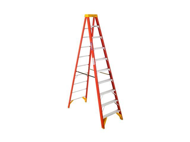 Werner 6210 10' Type IA Fiberglass Step Ladder