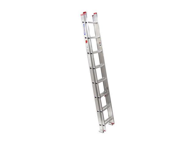 Werner D1116-2 16' Type III Aluminum D-Rung Extension Ladder