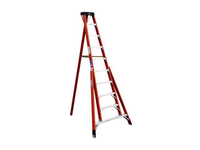 Werner FTP6210 10' Type IA Fiberglass Tripod Ladder