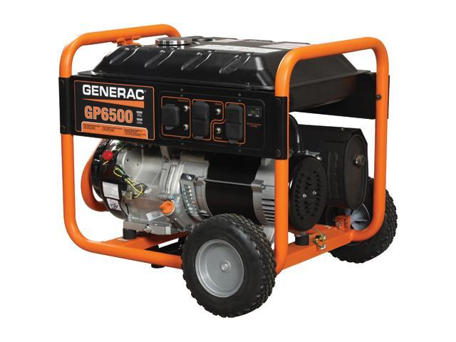 Generac 5940 6500W Portable Generator