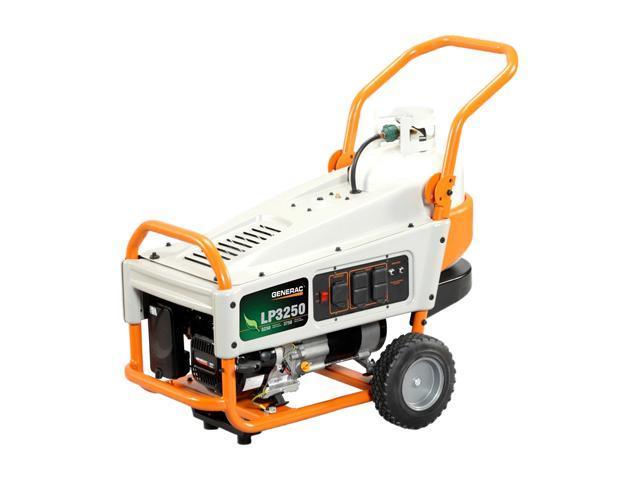 Generac 6000 3250W Portable Generator