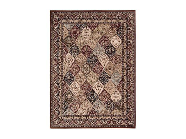 Shaw Living Arabesque Stratford Area Rug Multi 2' 3