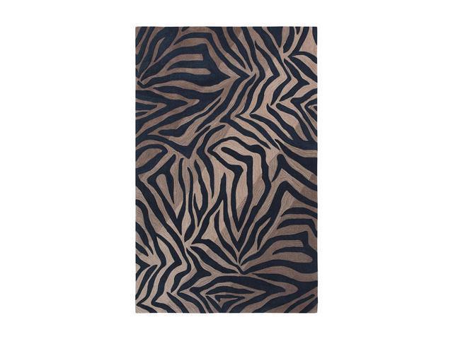 Shaw Living Loft Zara Area Rug Brown 8' x 10' 3K09010700