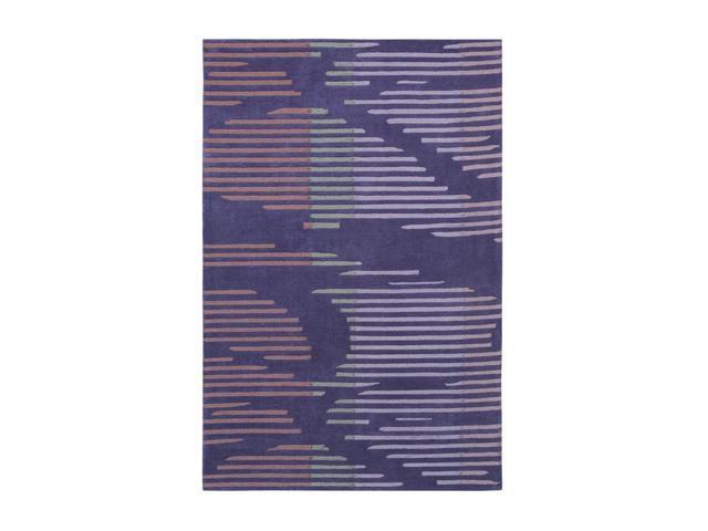 Shaw Living Loft Neo Area Rug Purple 9' x 13' 3K09101900